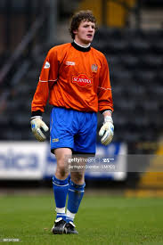 Stockport County goalkeeper James Spencer News Photo - Getty Images