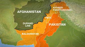 Google maps shows a clear border line between india, pakistan. Twenty Two Dead Following Clashes At Afghanistan Pakistan Border 247newsupdate Blog