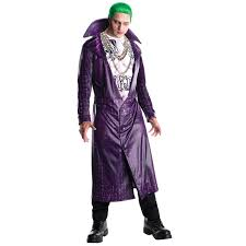 squad joker deluxe costume