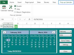 Printable Spreadsheets How To Insert Calendar In Excel Date Picker Printable Calendar