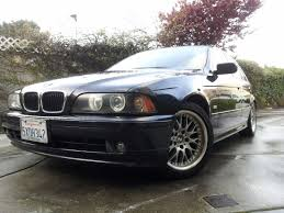 Sheldon Hall's 2001 BMW 5 Series on Wheelwell