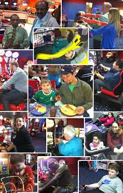 Eit Faculty Staff Families Enjoy Holidays At Playtime