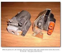 joergs motorcycle pages bmw electrical old and new ignition coil