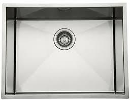 rohl rss2115sb single bowl snless steel undermount kitchen sink