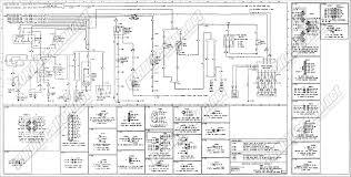 flathead electrical wiring diagrams showy ford f100 diagram  at 1972 F100 Wiring Diagram Site Fordification Com