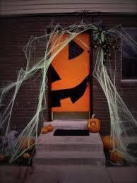halloween front door decorationsBest 25 Halloween door ideas on Pinterest  Halloween door