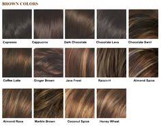 Warm Brown Hair Color Chart 46 Best Character Hair Eye Skin Color Insperation Images