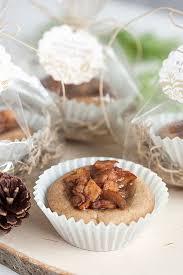 homemade caramel apple cookie cups