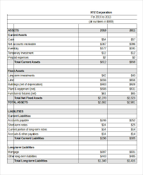 Pro Forma Excel Template 14 Free Excel Documents Download