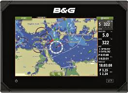 New B G Sailing Chart Plotter Boatadvice