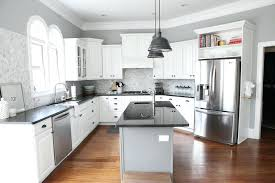awesome white cabinets dark grey countertops 63 in interior awesome white cabinets dark grey countertops 63
