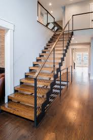 Zig Zag Stairs and Cable Railing, Teaneck, NJ