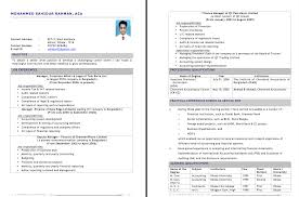100 Supervisor Resume Samples Resume Format Computer