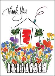 Quality Thank You Note For Real Estate | Note Cards And Greeting ...