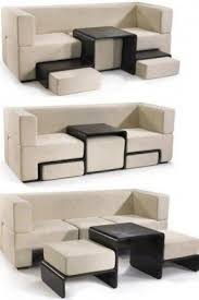 Modular sofas for small spaces
