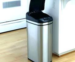 tall trash can. Kitchen Trash Can With Locking Lid Garbage S Lids Tall