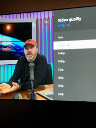 YouTube 4K working on Apple TV : appletv