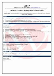 Resume For Life Science Freshers Unique Mba Finance Resume Sample
