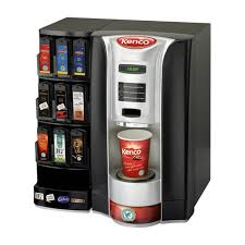 Hot Chocolate And Coffee Vending Machine