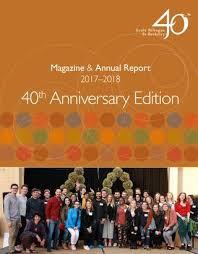 Ecole Bilingue De Berkeley 20172018 Annual Report By Ecole Bilingue