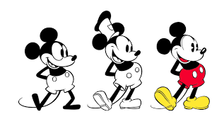 MICKEY MOUSE %E2%80%94 WIKIP%EF%BF%BDDIA - Mickey Mouse on Wikipedia -  Drawception