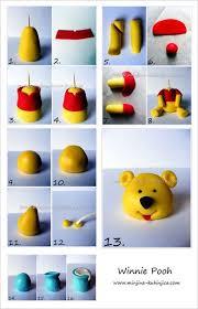 Tuto : Winnie l'ourson | Winnie l'ourson, Tutoriel de gâteau ...