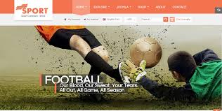 joomla football template. 20 Best Joomla Sport Templates Themes Free Premium Templates