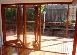 timber folding sliding doors for sliding glass doors