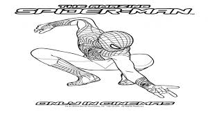 Spiderman Coloring Pages For Kids Printable — FITFRU Style ...