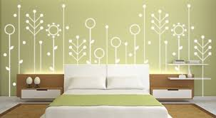 Wall Painting Design Ideas Artnaknet Delectable Bedroom Wall Painting Designs