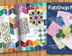 The Fabric Shop Network - Independent Quilt and Fabric Retailers' & Current Issue Adamdwight.com