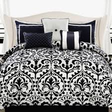 white and black bed sheets. Modren And Becca Queen Comforter Set In White And Black Bed Sheets A