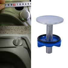 2pcs Sink Hole Cover Stainless Steel Tap Cover Soap Dispenser For