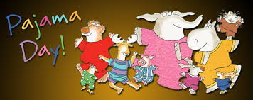 Image result for pajama day clipart