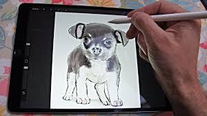 Drawing On Ipad Pro Apple Ipad Pro 10 5 Is Apples Best Tablet Technolag