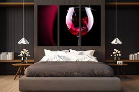 3 piece canvas wall art wine multi panel canvas kitchen large pictures bedroom on oversized canvas wall art sets with 3 piece multi panel art red wine canvas wall art wine glass huge