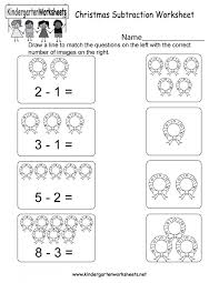 Lovely Worksheet Christmas Math Worksheets For Kindergarten Free ...