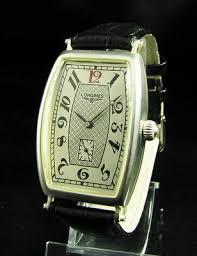 446 best ideas about watches skeleton watches vintage art deco longines men s watch wind up mechanical c1918 tonneau case