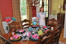 Alice In Wonderland Dining Room - alliancemv.com