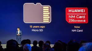 Huawei giới thiệu chuẩn thẻ nhớ Nano Memory Card, giống như nano SIM,  90MB/s ‹ Tạp Chí CNPK