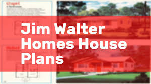 jim walter homes house plans you