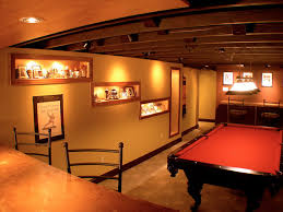 Plain Basement Ideas For Men Amazing Sports Themed Man And Impressive Design