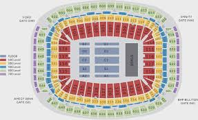 Houston Rodeo Seating Chart 2017 Texans Seating Nrg Stadium Seating Chart Houston Texans