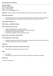 office administrator resume examples office administrator resume    general office clerk resume sample office clerk resume objective front office clerk resume example best sample resume you can view or   office resume