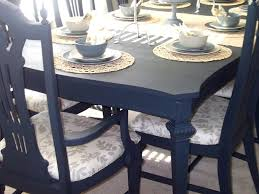 painted dining room set. painted dining table before and after painting room black ideas is chalk paint durable for kitchen diy farmhouse set
