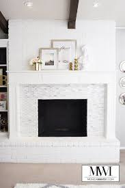 changing fireplace surround best of diy marble fireplace mantel makeover