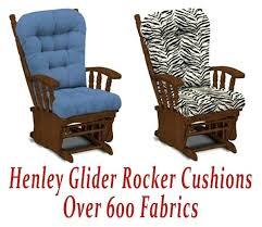 rocker cushions outdoor porch rocker cushions