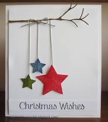 Simple Christmas Card Designs Cyberuse