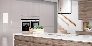 Italia White Kitchen