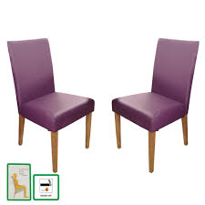 chair purple dining chairs